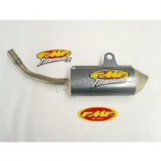 New KTM SX 85 105 03-17 TC 85 14-17 FMF Titanium Shorty Silencer Exhaust Pipe